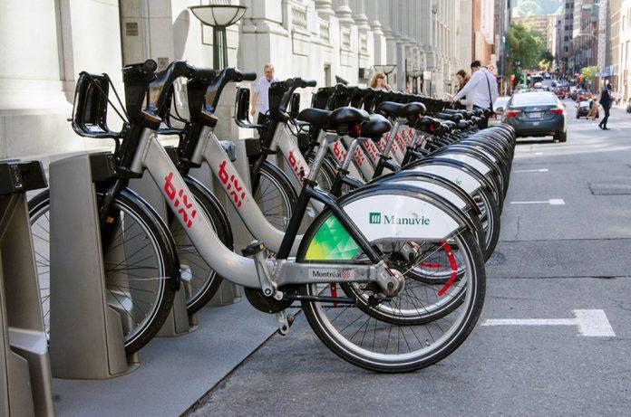 Bixi-Bicycle-Bike-Sharing-Montreal