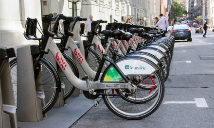 Bixi Bicycle Sharing Montreal