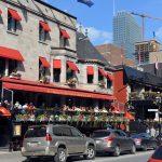 Crescent Street Montreal