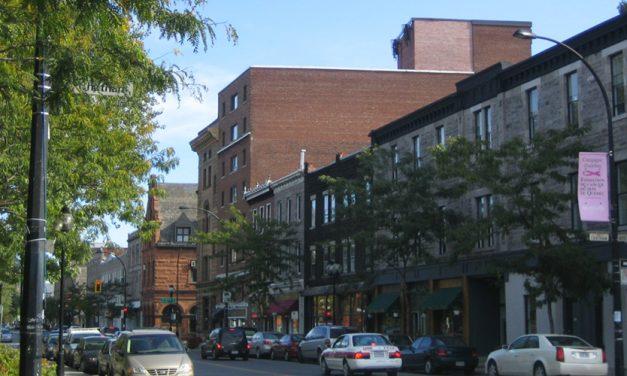 Little Burgundy Montreal