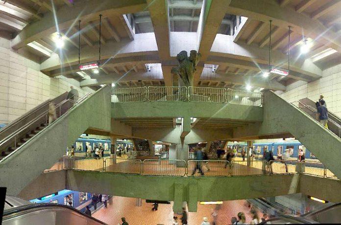 Montreal Metro System