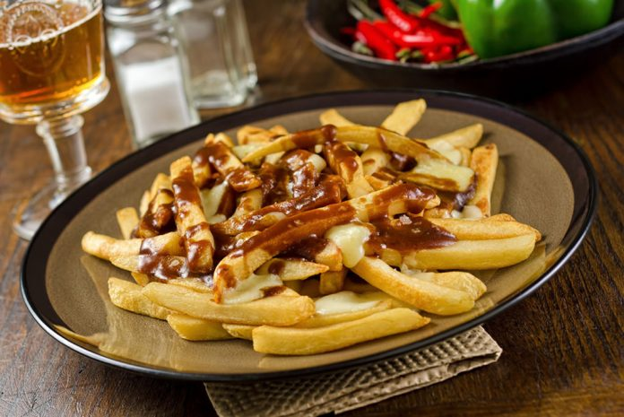 Poutine-in-Montreal