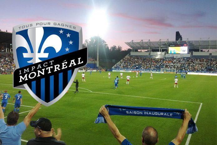 Montreal Impact Soccer MLS
