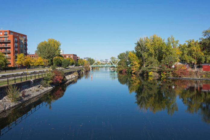 Lachine Canal Montreal